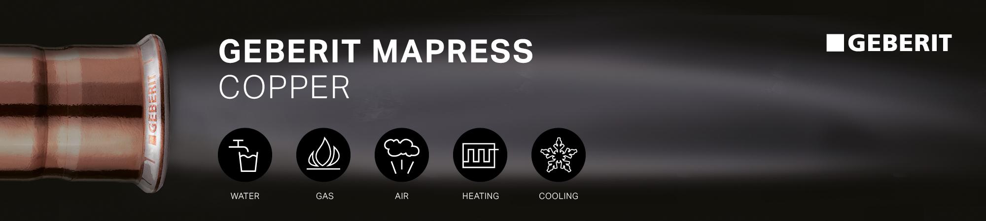 Geberit Mapress Copper